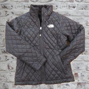 Girls Northface Jacket - size 10 /12 - Black